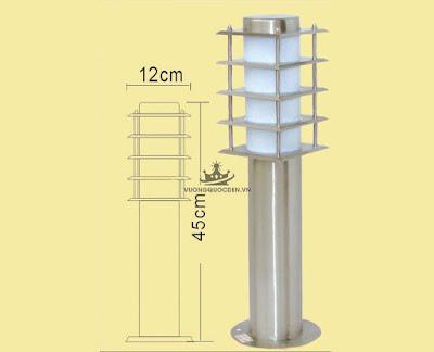 Cập nhật nhanh giá bán của đèn năng lượng sân vườn tại Vương Quốc Đèn