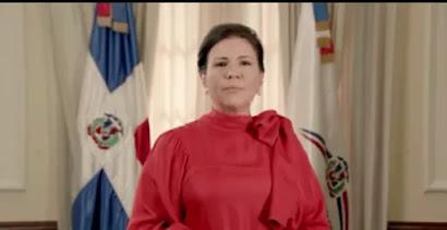 """Despedida de Margarita: """"Seguiré trabajando sin descanso para que nuestra República Dominicana sea cada vez mejor"""""""