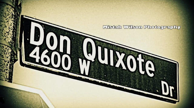 Don Quixote Drive, Los Angeles, California by Mistah Wilson