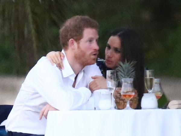 Książę Harry na ślubie przyjaciela z Meghan! /Książe i księżna Cambridge będą w Polsce + więcej.