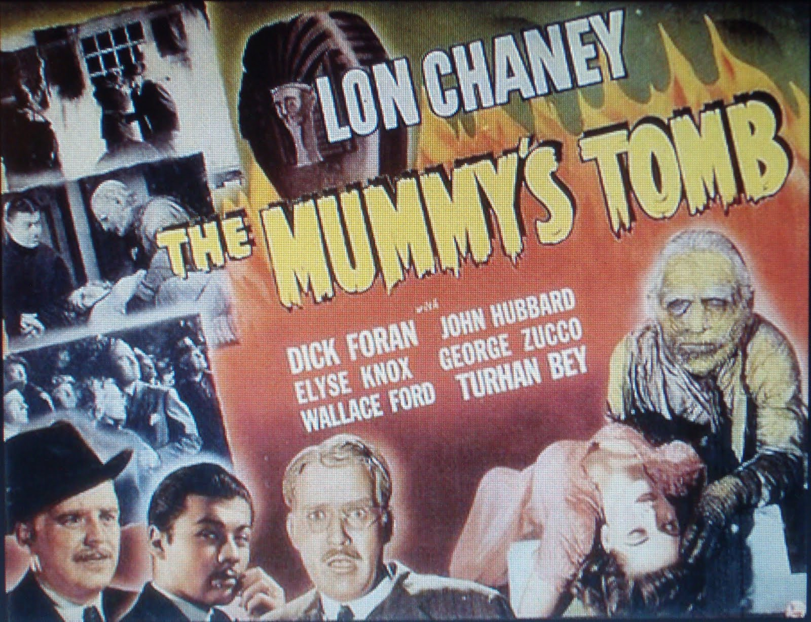 The Mummy's Tomb - 1942