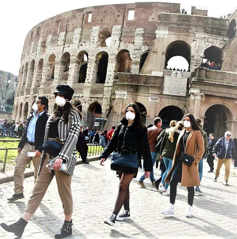 Coronavirus in Italy.