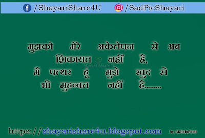 Shayari On Bewafa Dost in Hindi