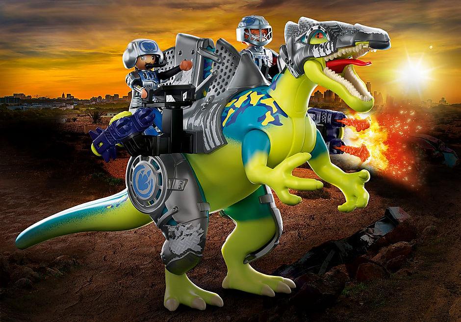Playmobil DinoRise Spinosauro