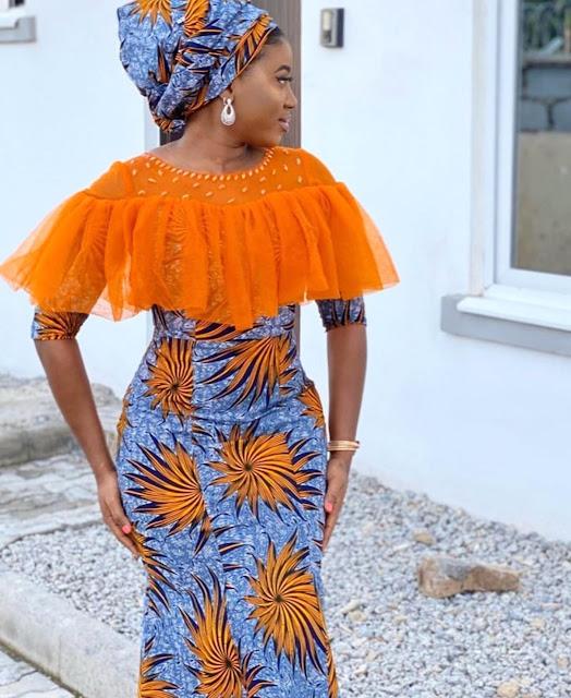 Kitenge Fashion Short Dresses 2020