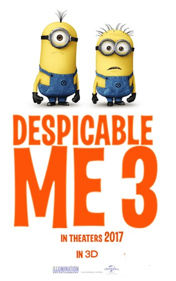 Despicable Me 3 2017 Dual Audio Hindi Full Movie Download