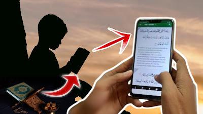 7 Rekomendasi Aplikasi Alquran Terbaik Android - Murottal 30 Juz Offline