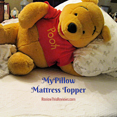 MyPillow Mattress Topper