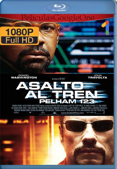 Asalto al Tren Pelham (2009) [1080p BRrip] [Latino-Ingles] [GoogleDrive] Falcony