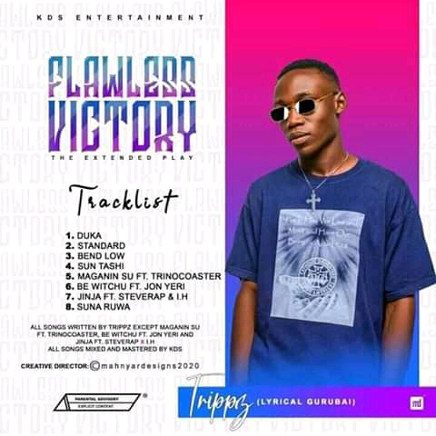 [Music EP] Trippz - flawless victory EP #Arewapublisize