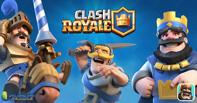 Download Clash Royale APK images free on Android