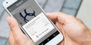 خدمة الشراء والدفع مع جوجل Pay with Google