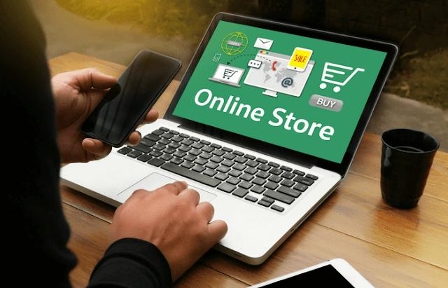 mengurus toko online
