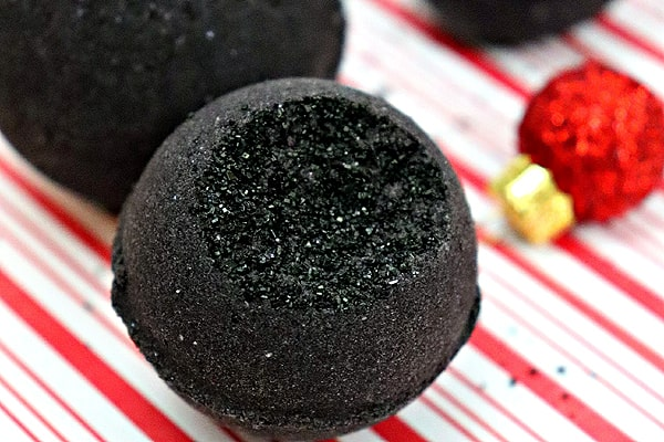 Bath bomb recipe with activated charcoal