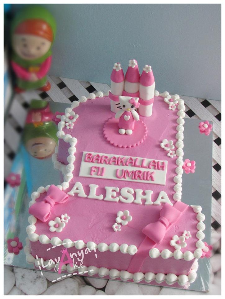 Lavanya Cake Spesialis Rainbow Cake Batam Birthday Cake Batam Rainbow Cake Batam Lavanya Cake Pink Hello Kitty