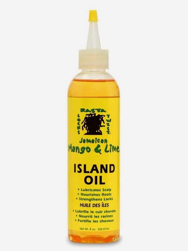 Mango oil for hair