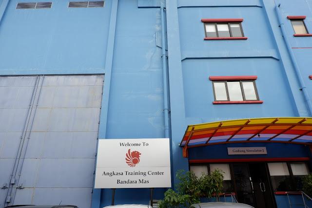 Mengunjungi Angkasa Training Center, Pusat Pelatihan Pilot Terbesar di Indonesia