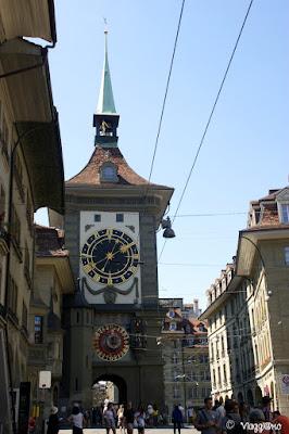 Torre dell'orologio di Berna