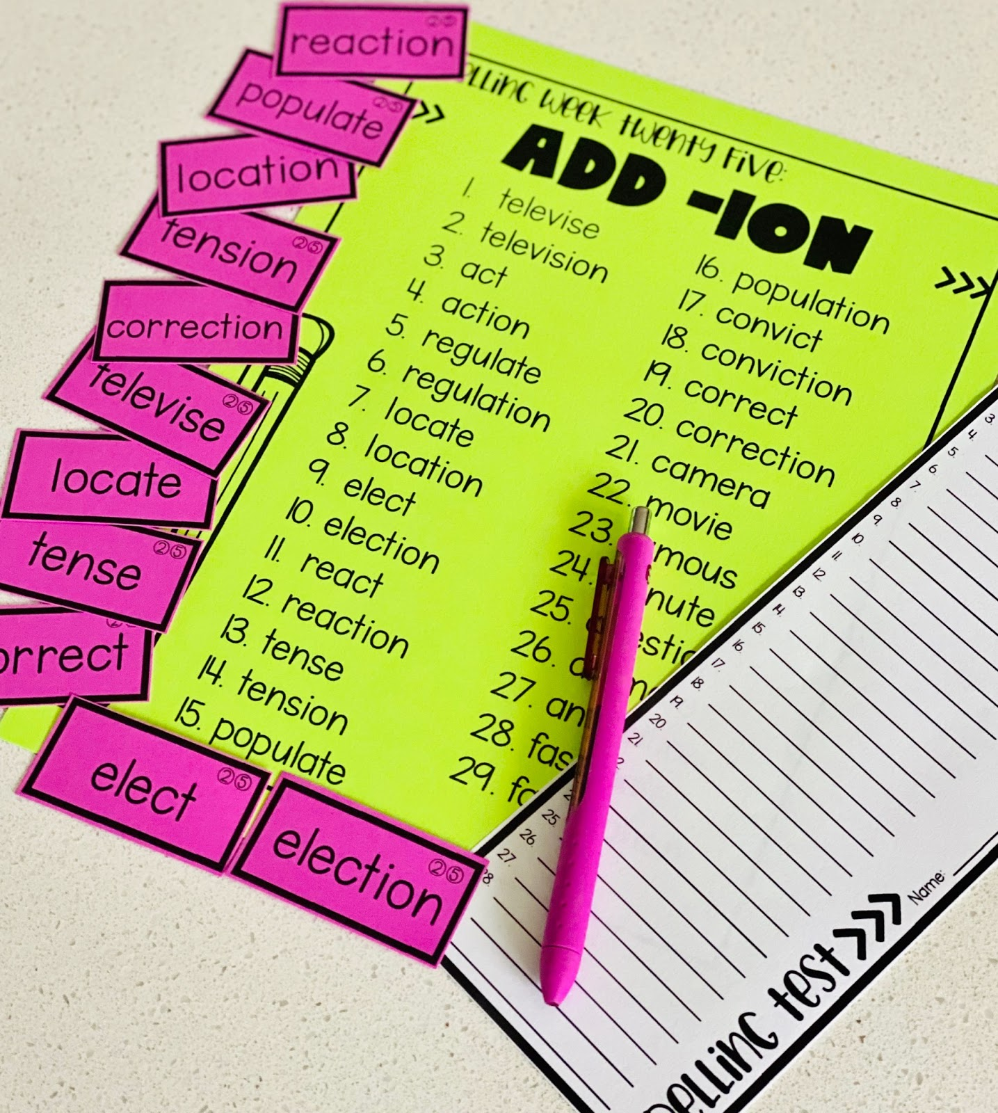 medium resolution of Spelling in the Upper Grade Classroom   Hello Fifth