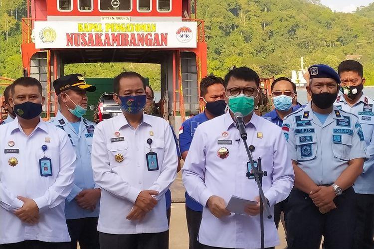 90 Bandar Narkoba Dipindah ke Nusakambangan, Sebagian Terpidana Mati dan Seumur Hidup