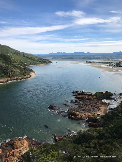knysna lagoon south africa the touristin dorothee lefering
