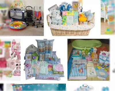 contoh paket perlengkapan bayi baru lahir