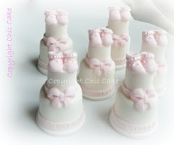 mini wedding cake bomboniere battesimo