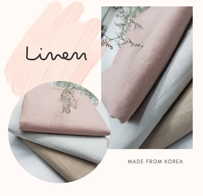 LINEN COTTON Plain & Printed