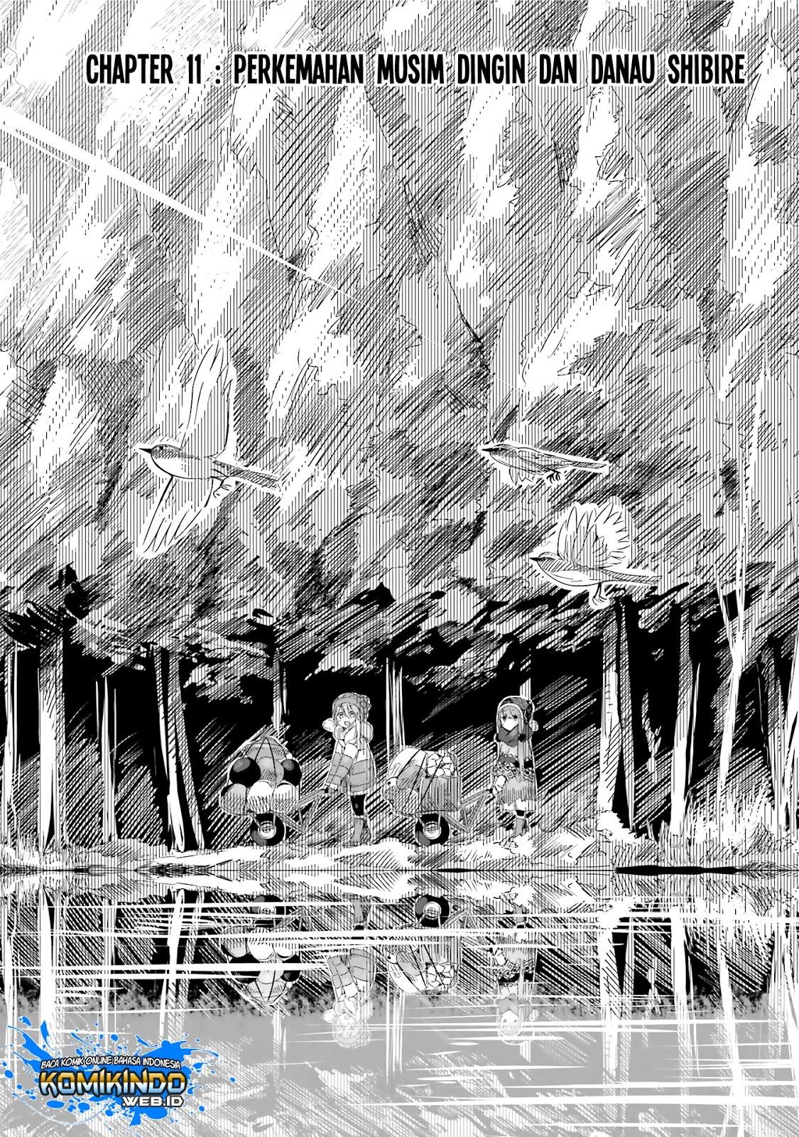 Dilarang COPAS - situs resmi www.mangacanblog.com - Komik yuru camp 011 - chapter 11 12 Indonesia yuru camp 011 - chapter 11 Terbaru 3|Baca Manga Komik Indonesia|Mangacan