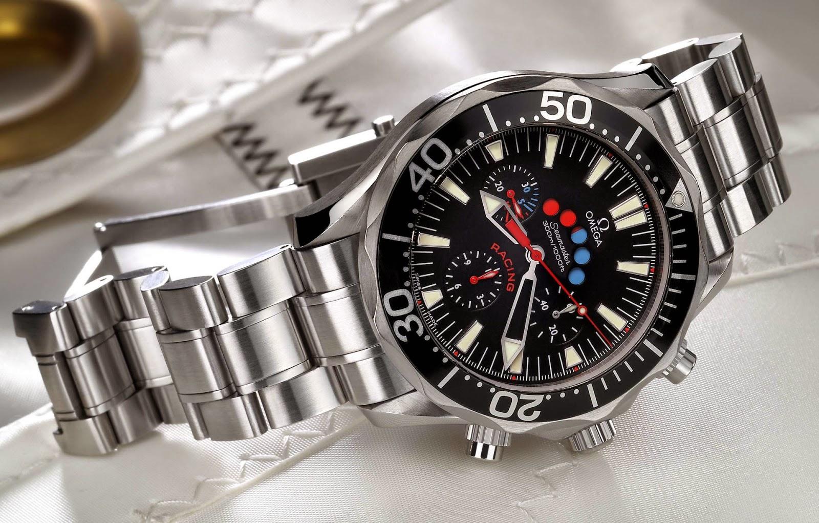 OMEGA Seamaster Chronograph Regatta Countdown Timer