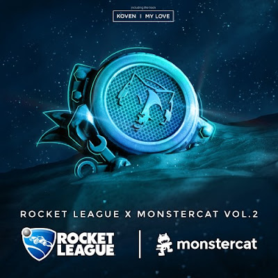 "Koven Kick Off Rocket League x Monstercat Vol. 2 with ""My Love"""