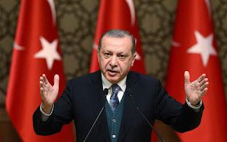 Ερντογάν: Μετά το Αφρίν, επόμενος στόχος το Ταλ Ριφάατ