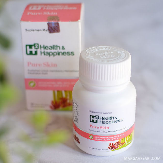H2 Pure Skin Kalbe Health & Happiness Review