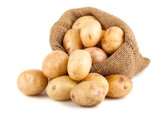 Kartoffeln bei Gicht