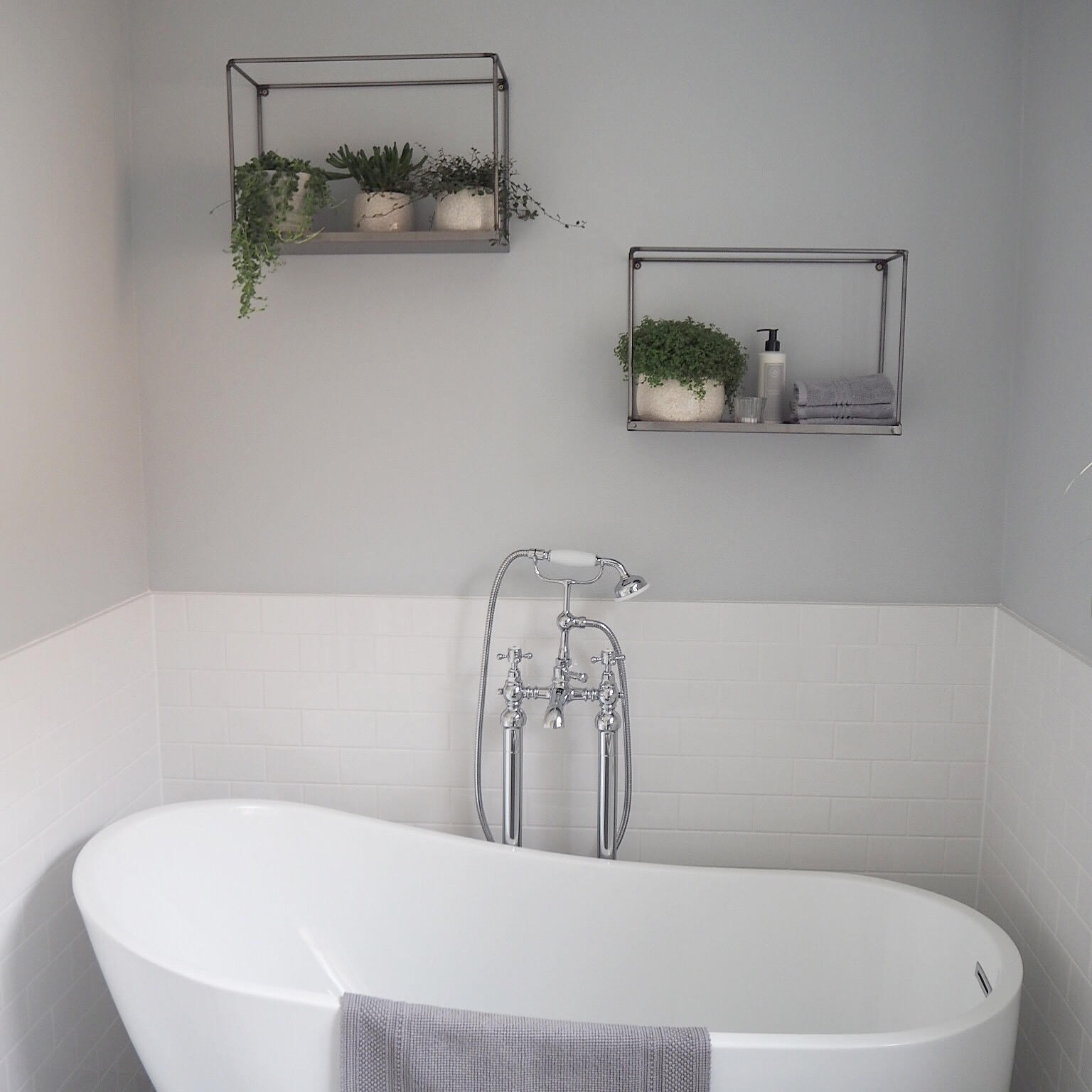 3 Little Ladies And Me Bathroom Styling With Garden Trading