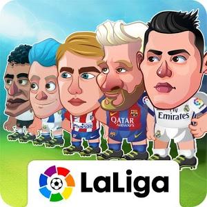 Head Soccer La Liga 2021 - VER. 7.0.8 Unlimited (Money - Gold) MOD APK