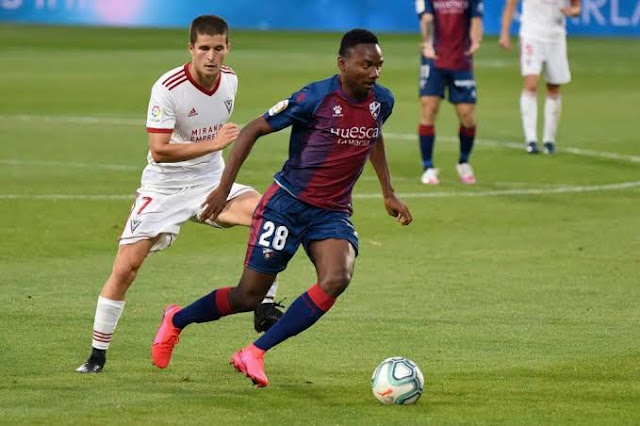 Nwakali will get back to the top – Emmanuel Amunike