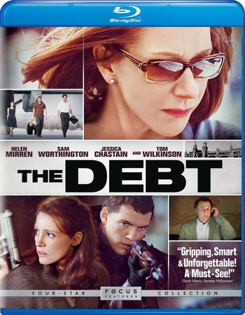 The Debt (2010) Dual Audio Hindi 720p BluRay x264 750MB Full Movie Download