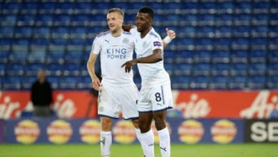 Playing Alongside Leicester City's No.9 Helps Me To Advance – Iheanacho