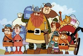Viki, a viking rajzfilmsorozat