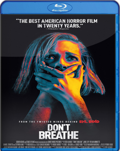 Don't Breathe [2016] [BD25] [Latino]