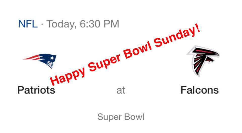 Super Bowl Sunday Wishes Unique Image