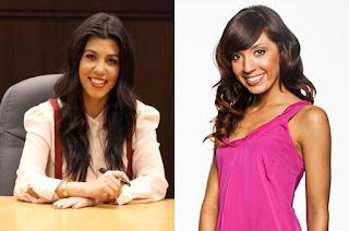 Farrah Abraham mirip dengan Kim Kardashian