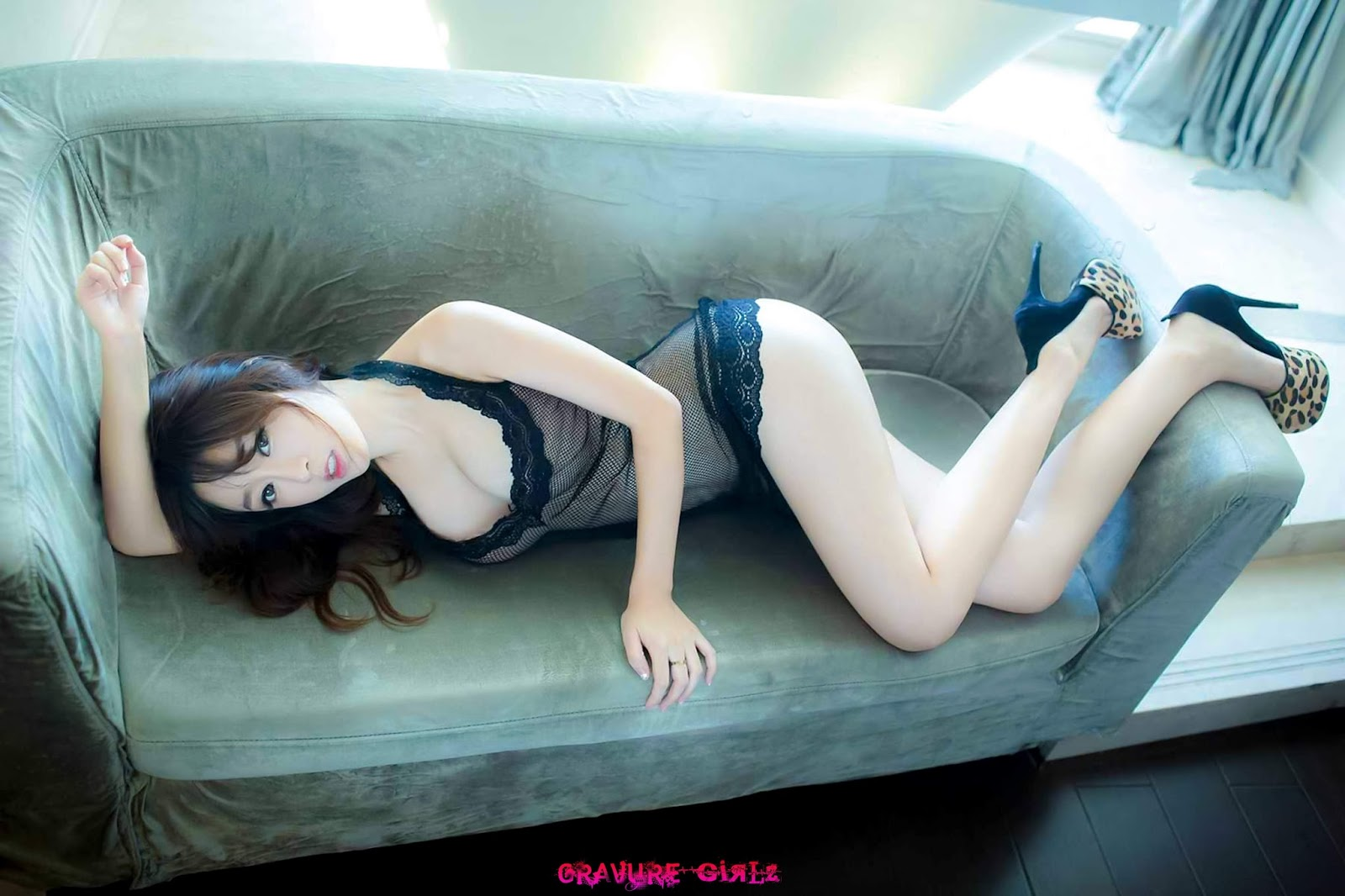 Wang Yu Chun 王語純 Huge Boobs Chinese Girl Nude Gallery ...