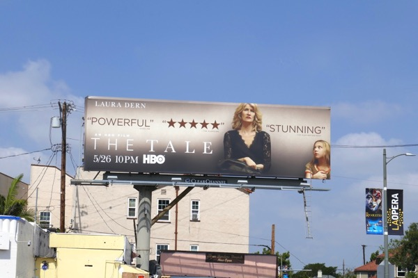 Tale HBO film billboard