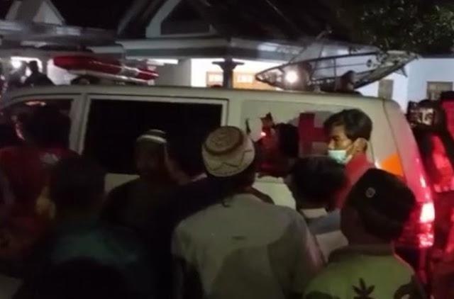Polisi Tangkap Lagi Pelaku Perusakan Ambulans Jenazah Covid-19
