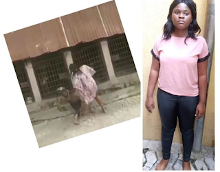 Why I locked my cousin in a dog's kennel - Suspect
