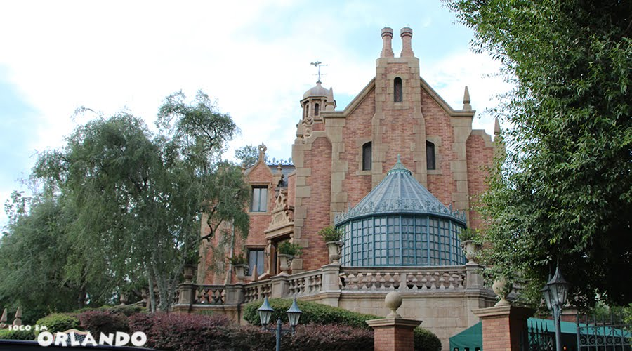 Haunted Mansion, Magic Kingdom
