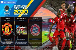 Download DLS 2020 Mod Bayer Munchen