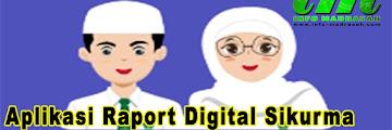 Aplikasi Raport Digital Sikurma - Username dan Password